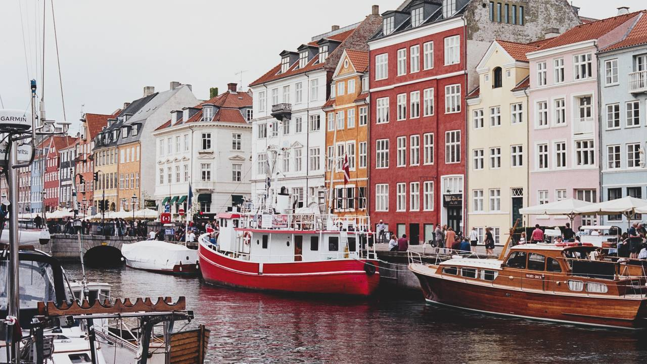 Nyhaven, Kopenhagen