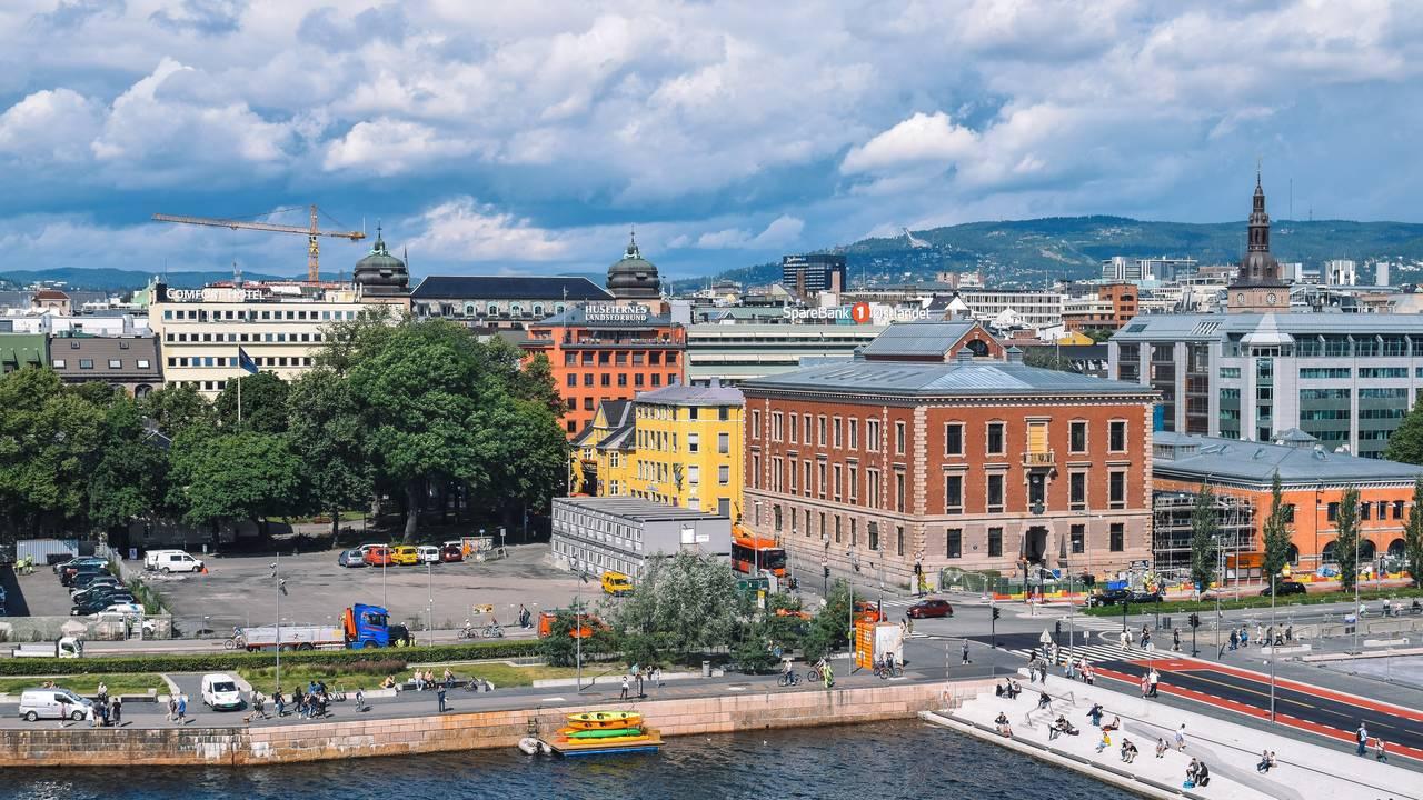 Sfeerimpressie Norway's Nature by Train
