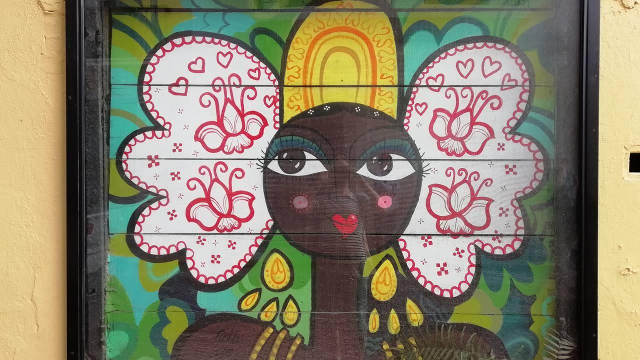 Straatkunst, Panama City