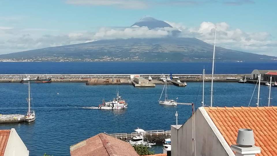 Pico Vulkaan, Azoren