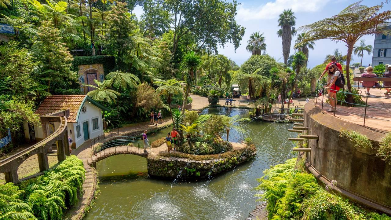 Leite Monteiro Park, Funchal