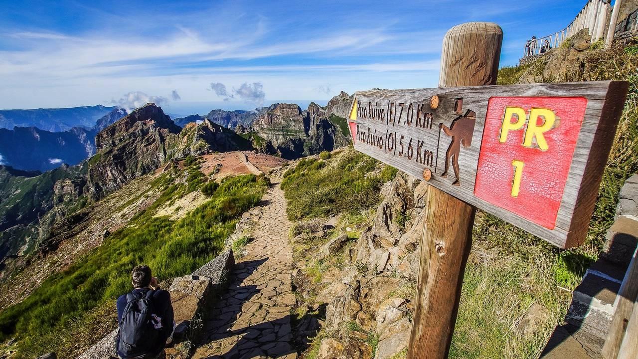 Bergen op Madeira