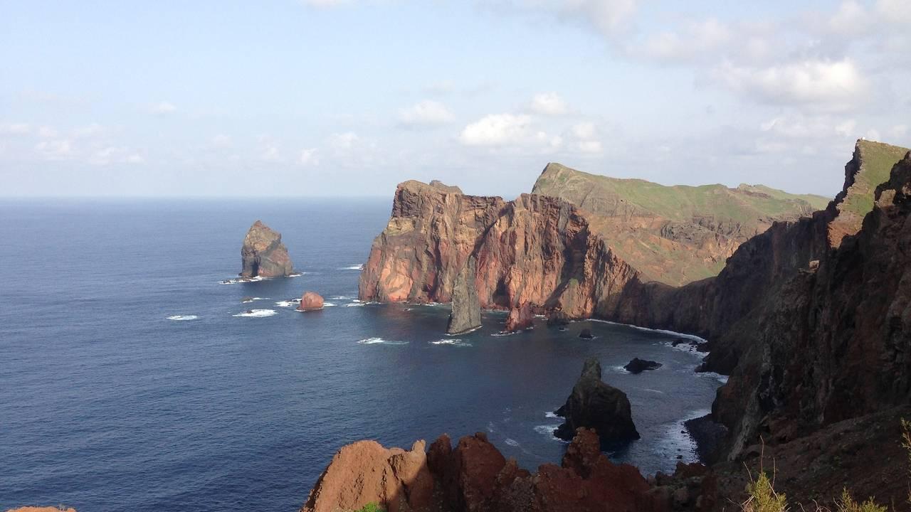 Kustlijn Funchal