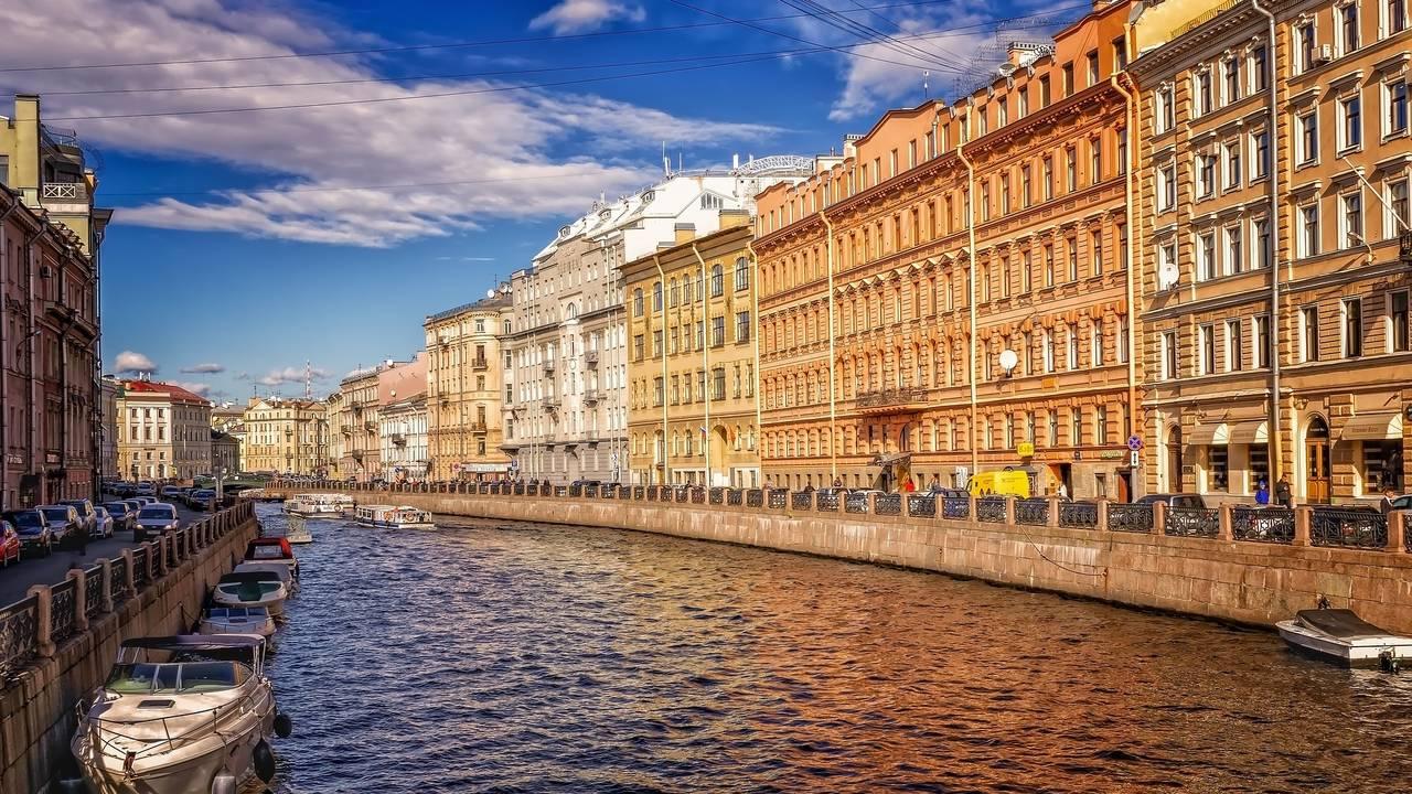 St. Petersburg kanaal