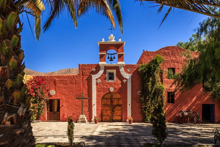 Kerk in Arequipa