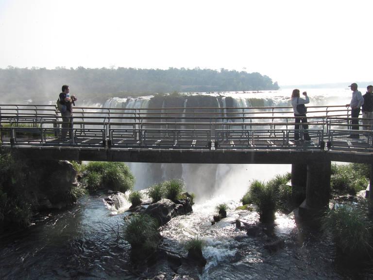 Duivelskeel Puerto Iguazu