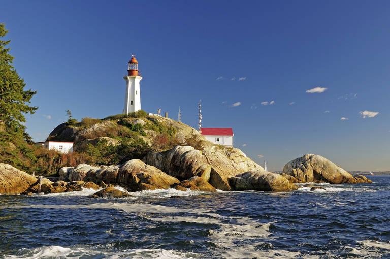 Vuurtoren, Atlantic Canada