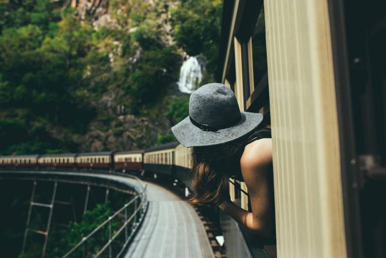 Kuranda Scenic Railway, Cape Tribulation