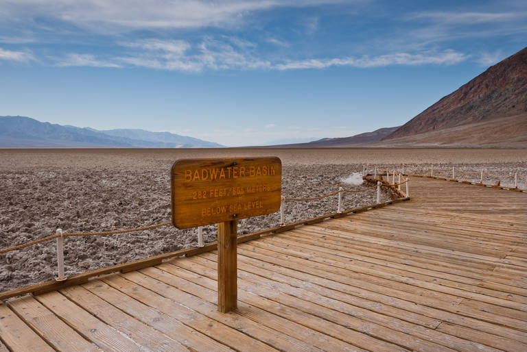 Badwater Death Valley
