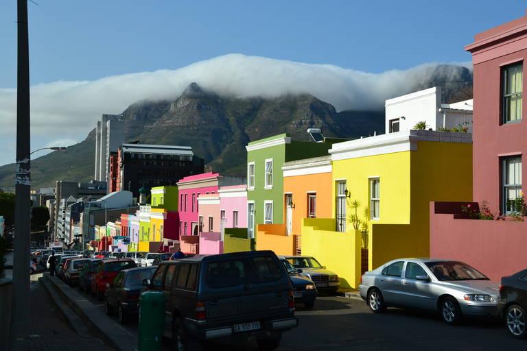 Schilderachtig Bo-Kaap