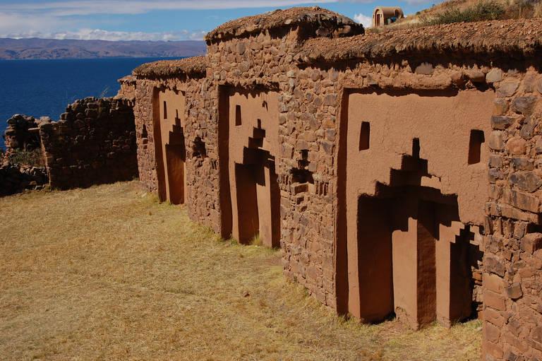 Isla de la Luna, Titicacameer