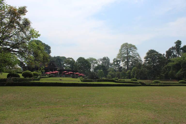 Botanische tuinen Bogor, Java