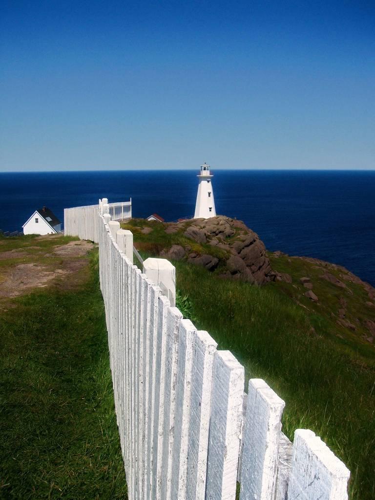 Cape Spear Vuurtoren