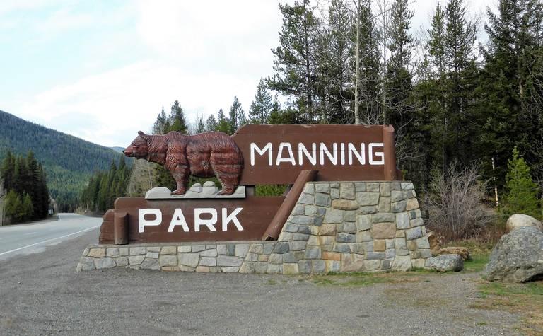 Manning Park, Canada
