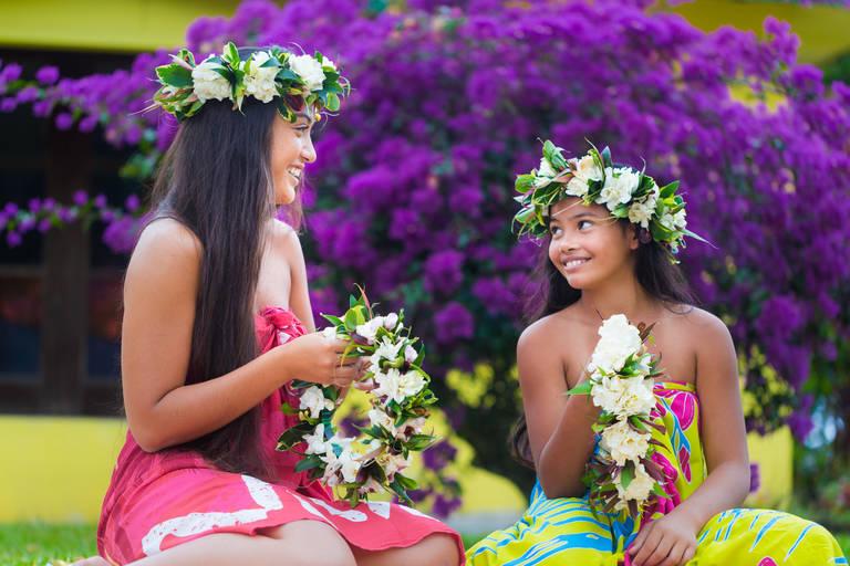 Locals, Cook Islands