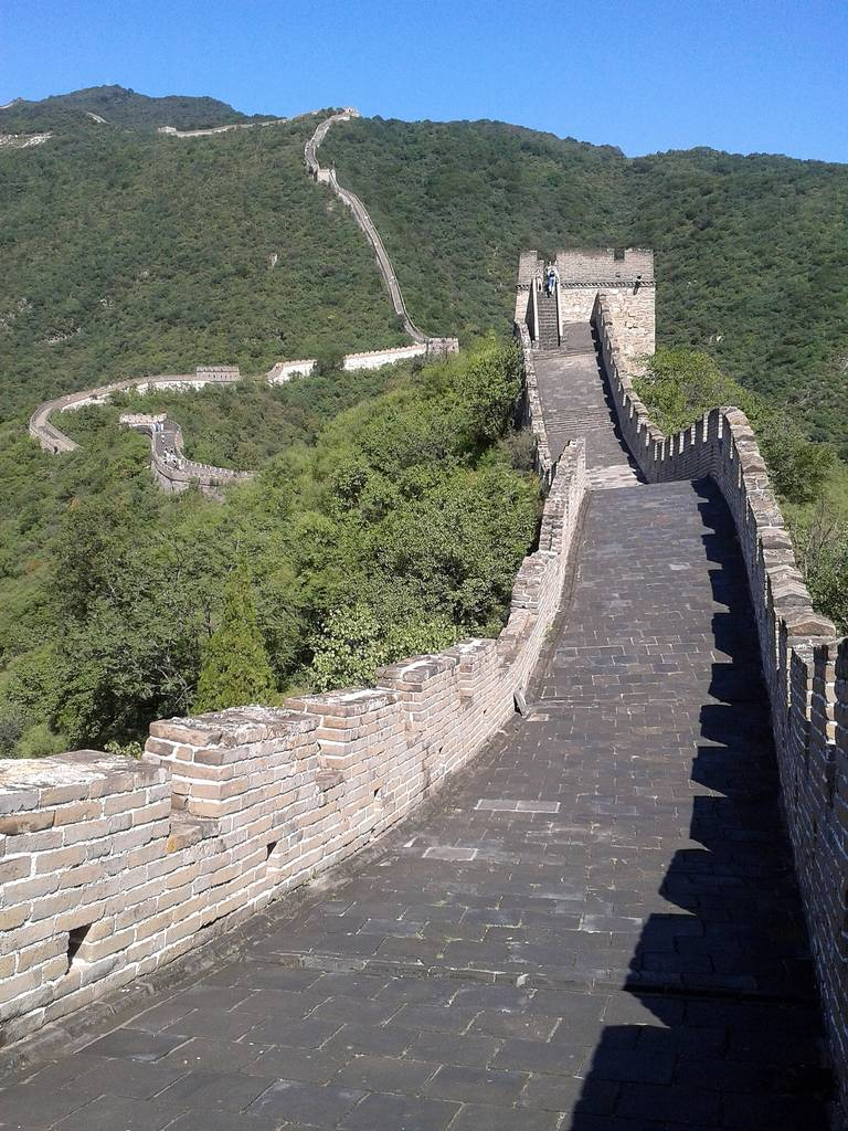 Chinese Muur, Beijing