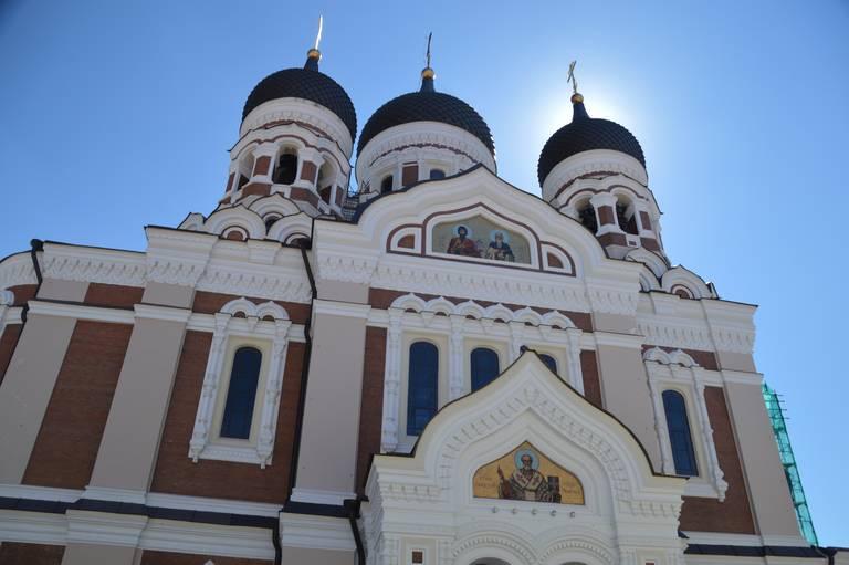Kathedraal in Tallinn