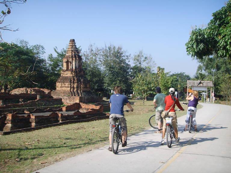Fietstour in Chiang Mai