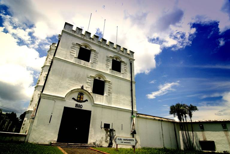 Fort Margeritha, Kuching