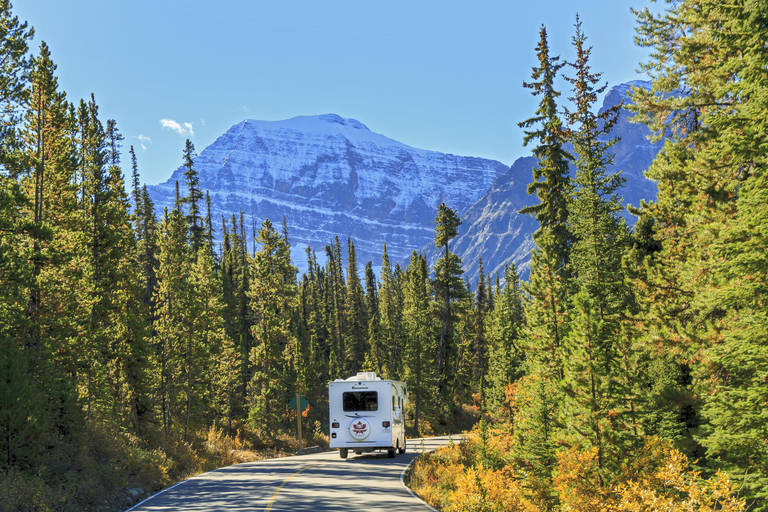 Fraserway Camper, Canada