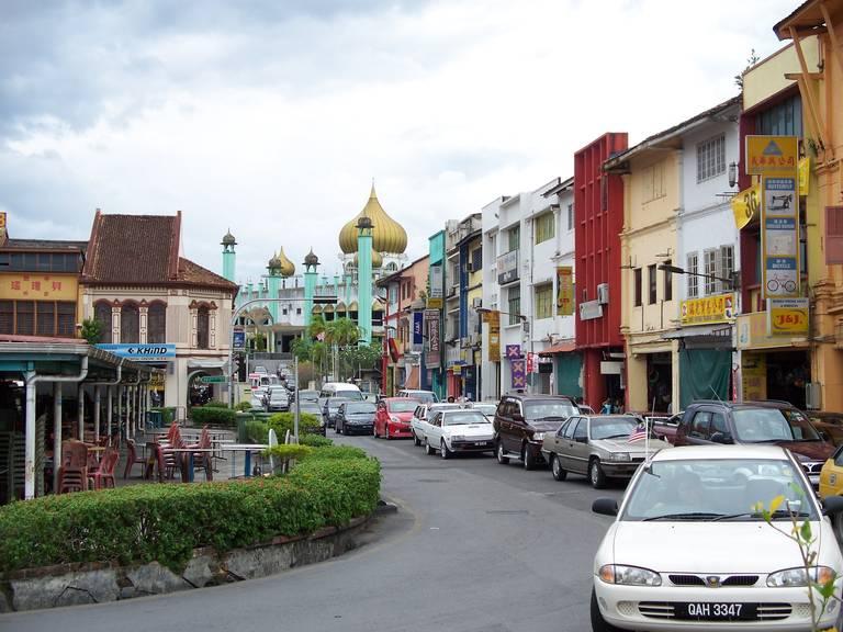 Gambier Street, Kuching