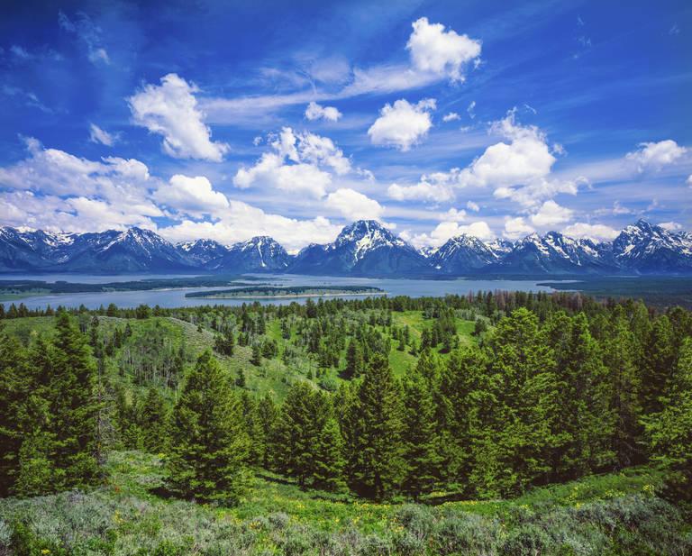 Grand Teton Nationaal Park