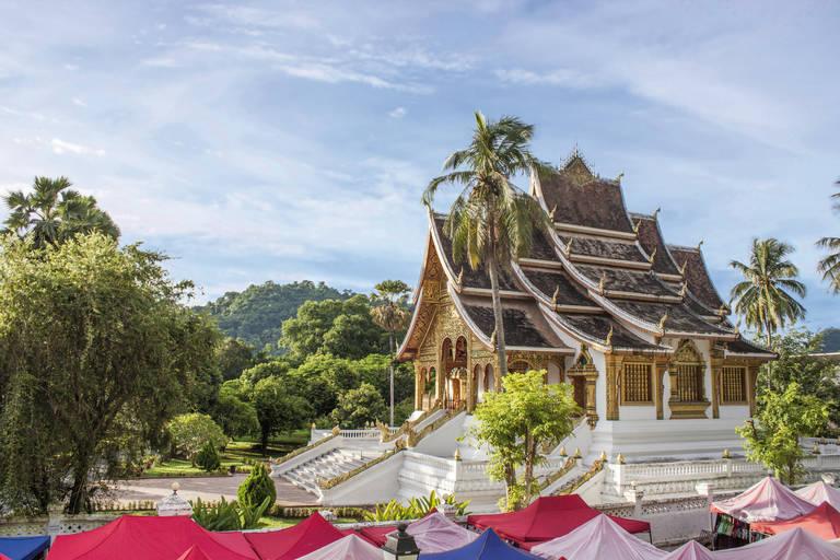 Ho Phra Bang Tempel, Luang Prabang
