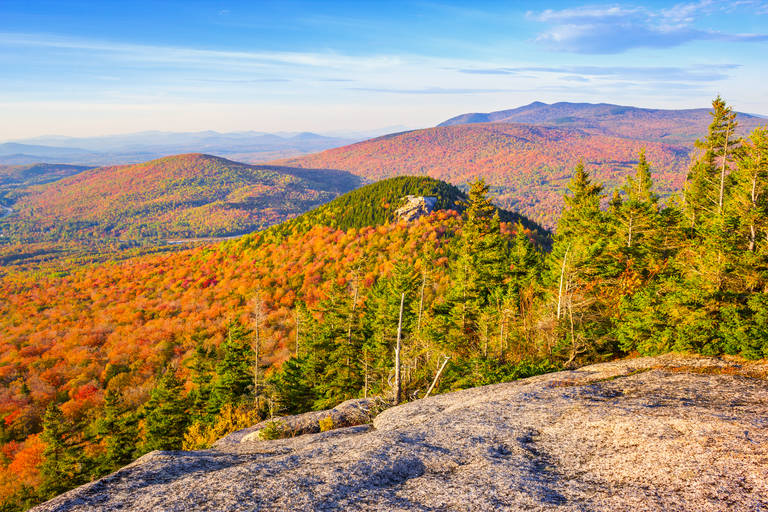 Indian Summer, White Mountains