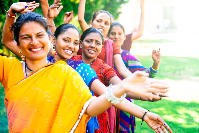 Indiase vrouwen