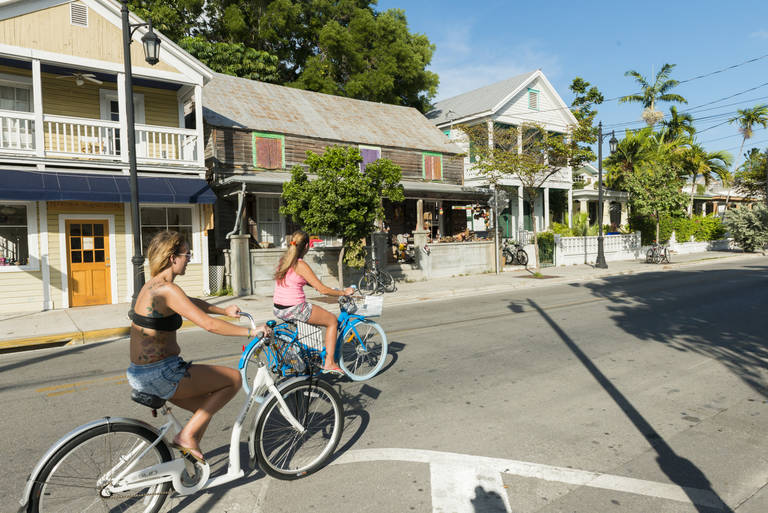 Fietstocht Key West
