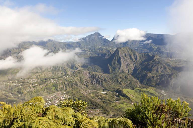Kraters op La Réunion