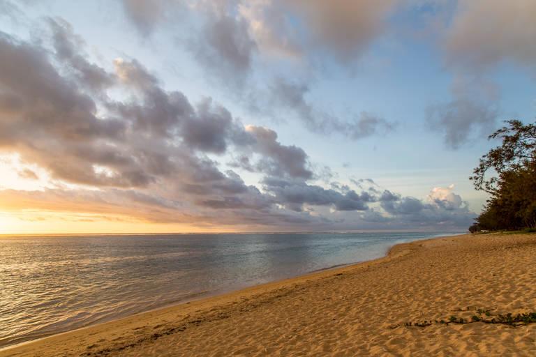 Strand op La Réunion