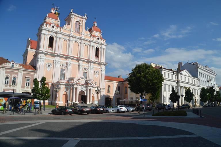 St. Theresa kerk in Vilnius