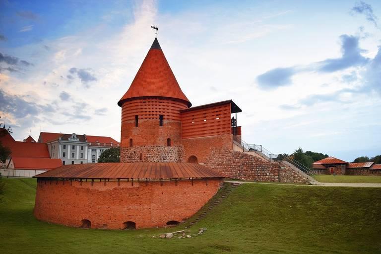 Kasteel van Kaunas