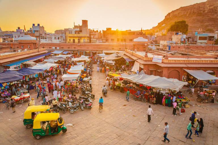 Markt in Jodhpur