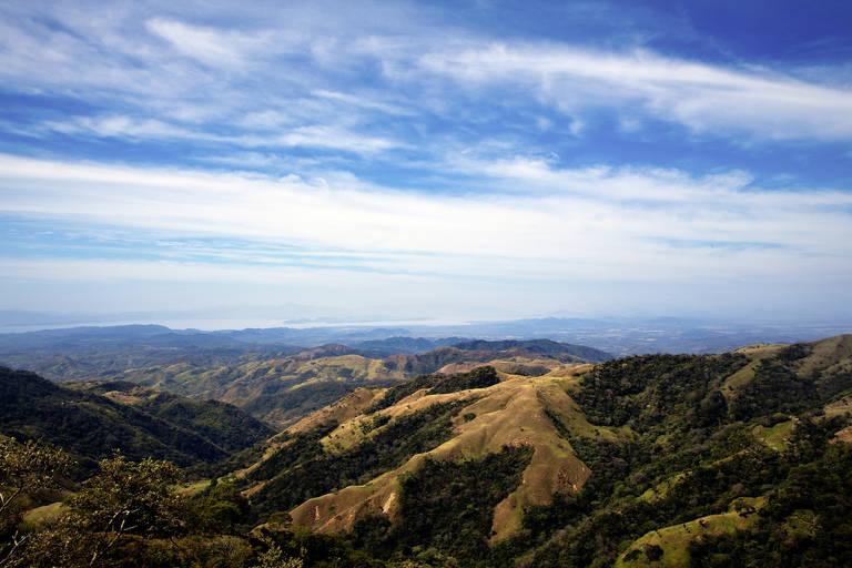 Uitzicht Monteverde