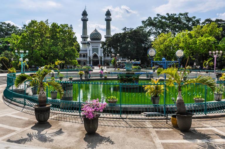 Moskee Malang, Java