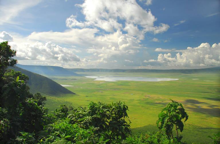 Ngorongoro Crater Conservation Area
