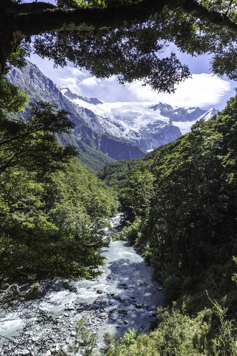 Rob Roy Glacier, Wanaka