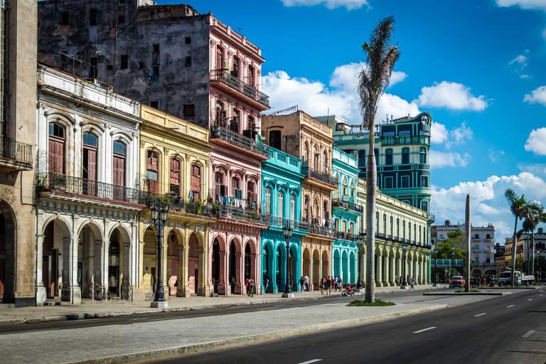 De wijk Old Havana