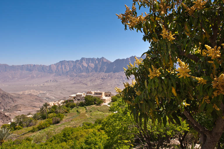 Jebel Akhdar dorp