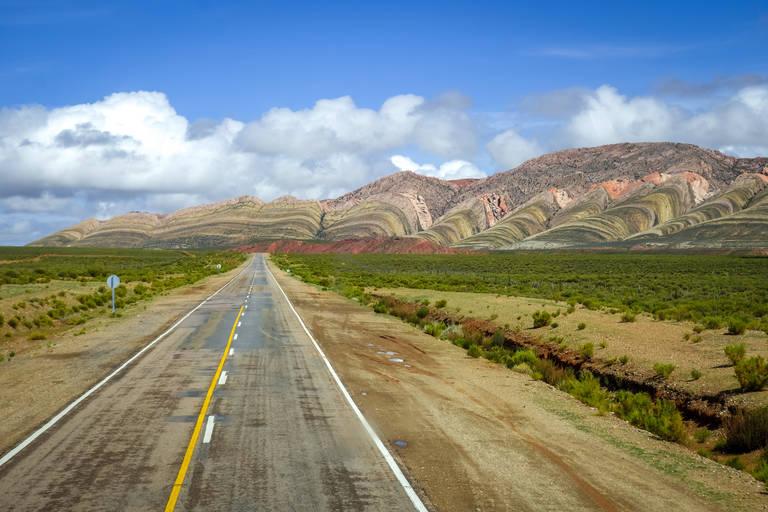 Onderweg bij Salta