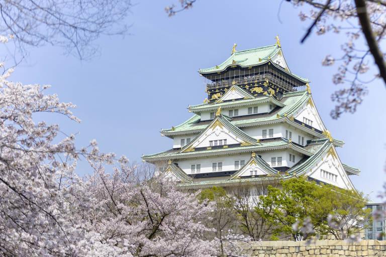 Tempel in Osaka