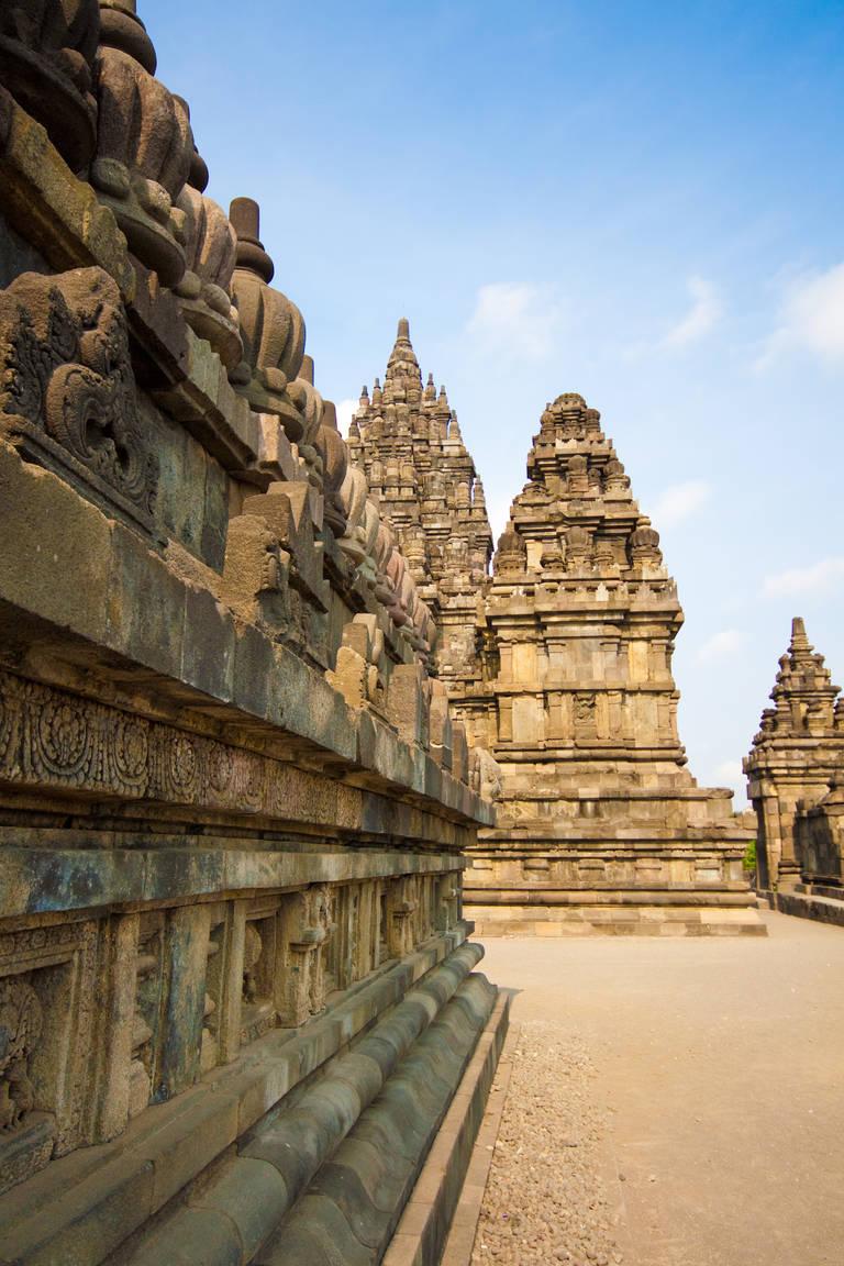 Prambanan Tempel, Yogjakarta