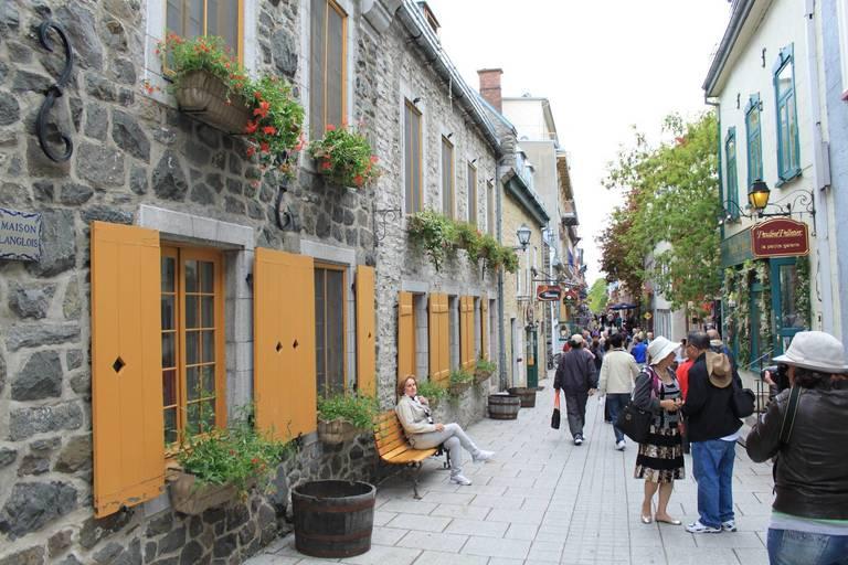 Binnenstad Quebec