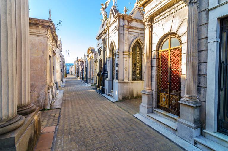 Recoleta begraafplaats, Buenos Aires