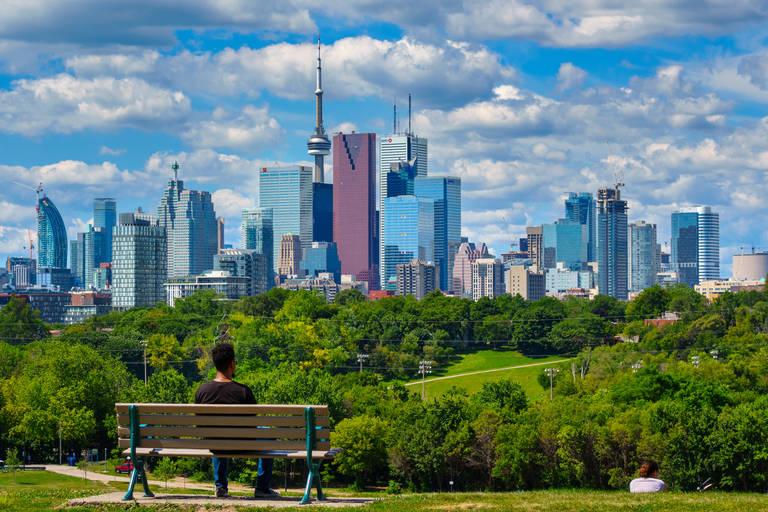 Riverdale Park, Toronto
