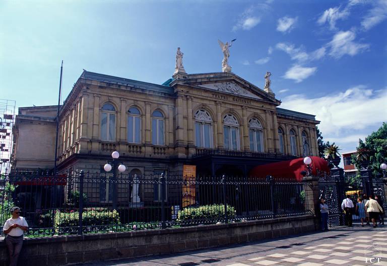 National Theater in San José