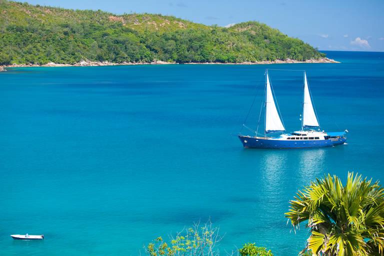 Cruisen rondom de Seychellen
