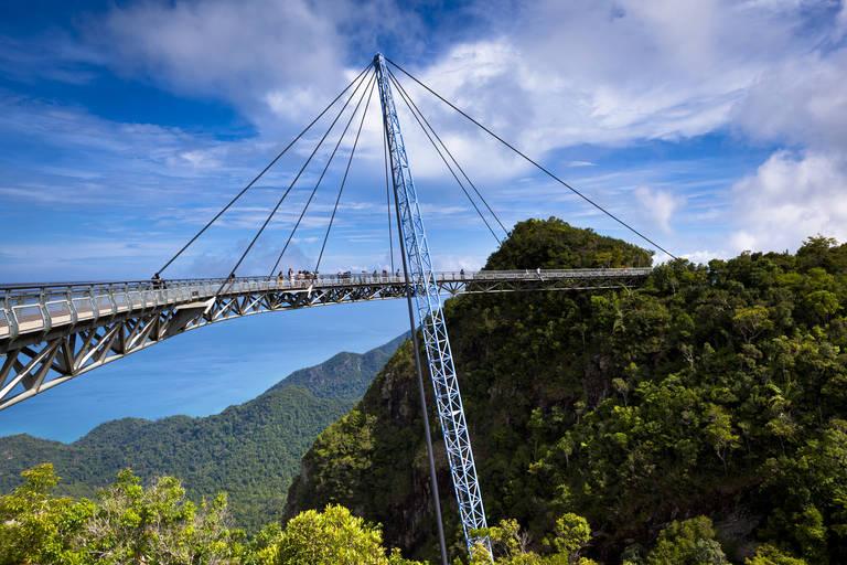 Sky Bridge op Langkawi